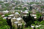 Общий вид на город Кутаиси