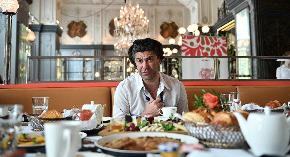 Пресс-завтрак с Николаем Цискаридзе