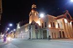 Вид города Кутаиси