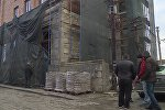 В городе Кутаиси погиб рабочий