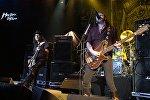 Выступление группы Motorhead, архивное фото