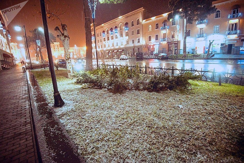 В ближайшие дни в Рустави будет теплая погода, похолодание ожидается после 14 января
