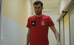 Лучший футболист Грузии 2017 года Саба Кверквелия