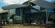 Дом Юстиции на тбилисской набережной