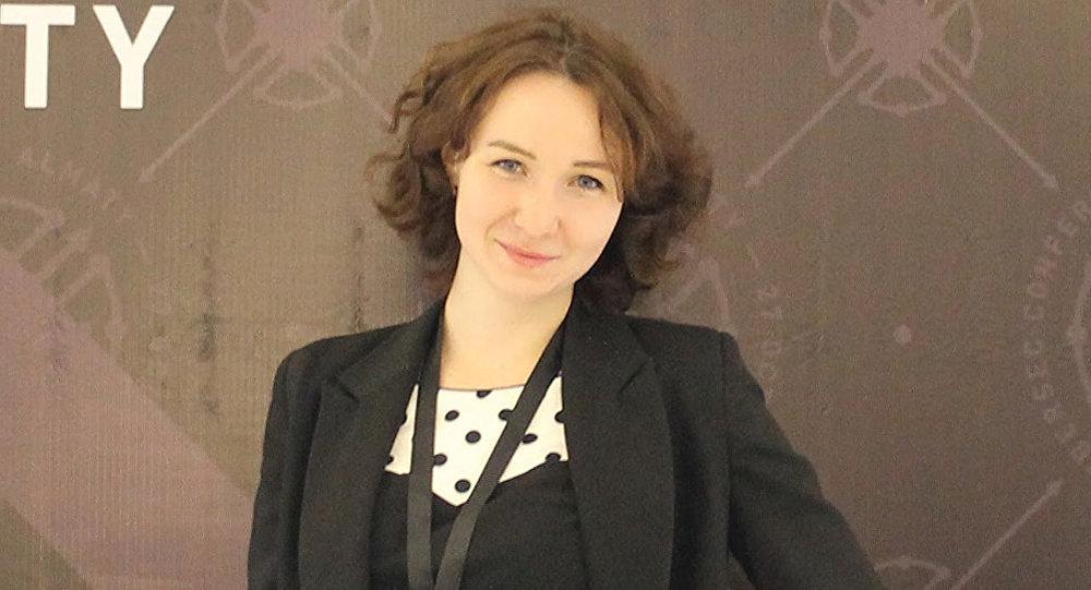 Специалист Центра анализа и расследования кибератак (ЦАРКА) Татьяна Новикова