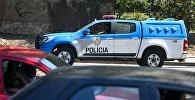 Автомобиль полиции в Бразилии