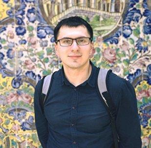 Главный редактор издания Иран сегодня Никита Смагин