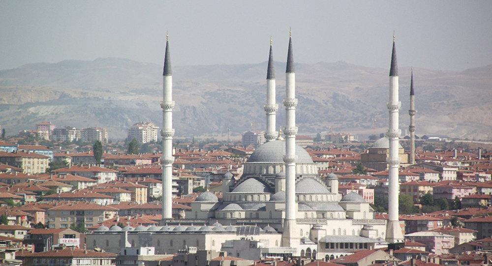 Власти Турции обвинили США всоздании «армии террористов» вСирии