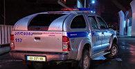 კრიმინალური პოლიციის მანქანა