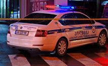 Работа следователей - машина сотрудников криминальной полиции
