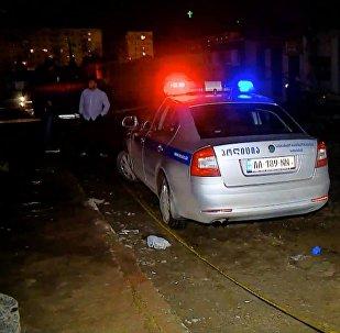 В Рустави убили крупного бизнесмена: кадры с места ЧП