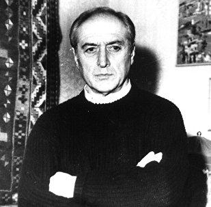 Народный артист СССР Отар Вахтангович Мегвинетухуцеси
