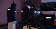 Сотрудники криминальной полиции, архивное фото