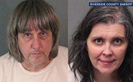 В США арестовали супругов, державших взаперти 13 своих детей