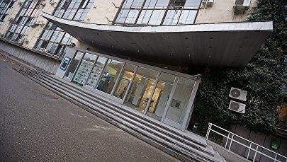 Здание Общественного вещателя Грузии