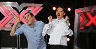 Популярный вокальный телепроект Х-Factor