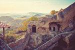 Пещерный город Давид-Гареджи