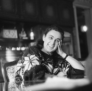 Грузинская шахматистка Майя Чибурданидзе