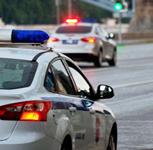 Автомобили полиции