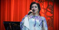 Тамара Гвердцители на благотворительном концерте