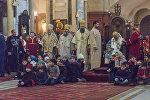 Как Грузия отметила праздник Крещения Господня