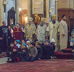ქართულმა მართლმადიდებლურმა ეკლესიამ 19 იანვარს 12-დან ერთ-ერთი უმთავრესი დღესასწაული - ნათლისღება აღნიშნა