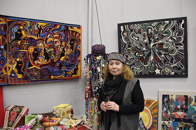 Художница Марина Ломтатидзе и ее работы