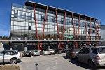 Новый тбилисский Дворец спорта