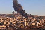 Как Турция начала военную операцию в Африне: кадры бомбардировок