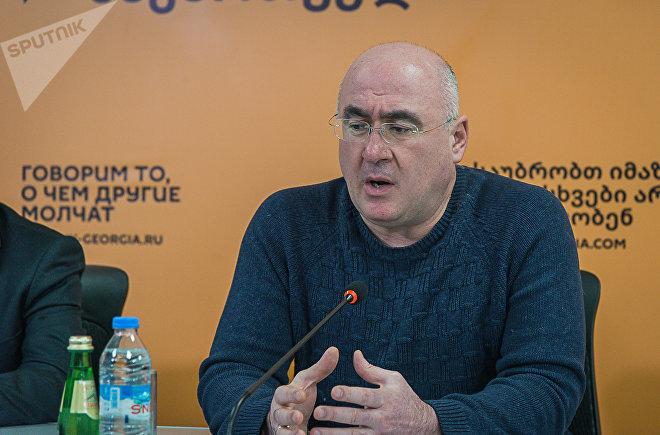 Президент медиахолдинга Georgian Times Малхаз Гулашвили