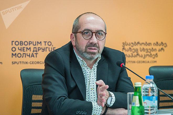 Директор аналитического издания IAIP Гоча Мирцхулава