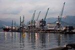 Батумский морской порт