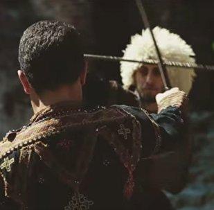 Грузинский вид боевого искусства - Хридоли