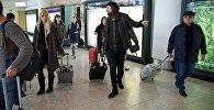 Тбилисский международный аэропорт - зона прибытия