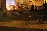 Теракт у крупнейшей мечети в Ливии: кадры с места ЧП