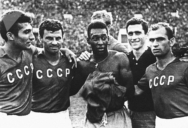 Визит Пеле в Грузию – возрождение грузинского футбола?