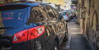 Парковка на тротуарах: проблема глазами репортера Sputnik