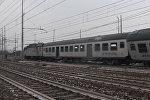 Поезд, следовавший из Кремоны в Милан, сошел с рельсов