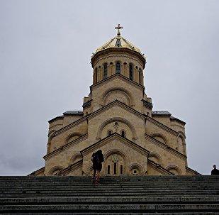 Кафедральный собор Святой Троицы Самеба