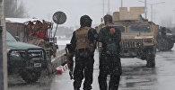 Нападение на военную академию в Кабуле
