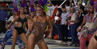 Традиционный карнавал начался в парагвайском городе Энкарнасьон