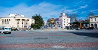 Центральная площадь в Кутаиси