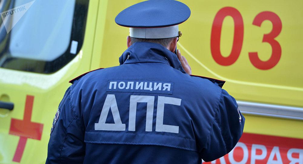 В столицеРФ вДТП савтобусом пострадали 18 человек