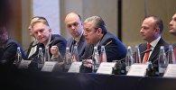 Премьер Грузии Георгий Квирикашвили встретился с бизнесменами