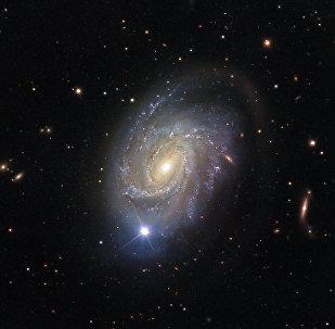 კოსმოსური გალაქტიკა