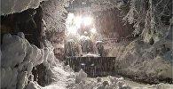 Снег в высокогорной Аджарии