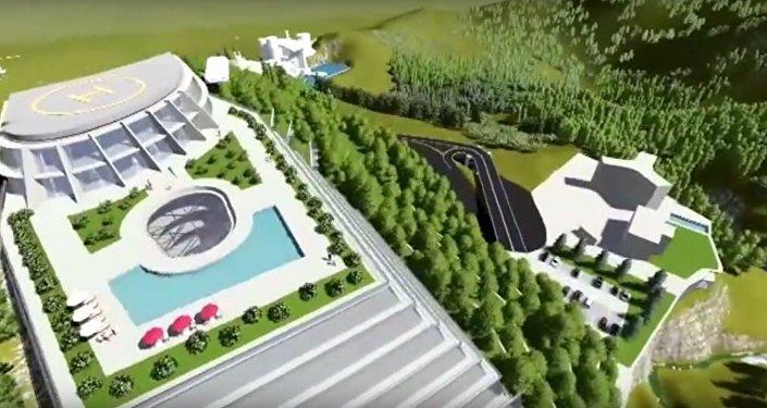 Как преобразится Тбилиси: нашумевший проект Панорама