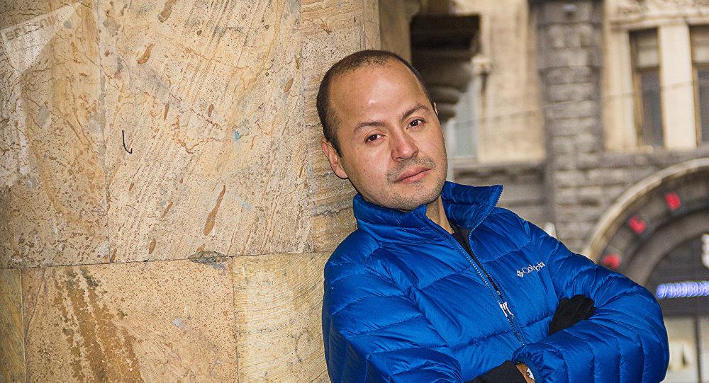 Иван Камило Далива из Колумбии