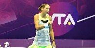 Грузинская теннисистка Оксана Калашникова