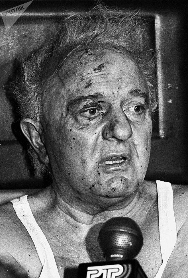 Теракт на президента Грузии Эдуарда Амвросиевича Шеварднадзе